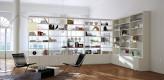 Bücherregal, Raumteiler, Wohnzimmer